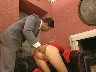 Lawyer Lady Fucked In The Ass