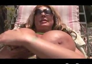 summers monster truck sized tits