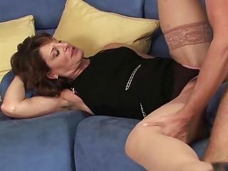 sexy mother i hoe sucks her sons allies big boner