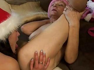 drunk granny enjoys sex with glamorous legal age