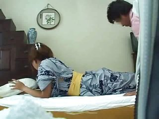 youthful wife home massage part 2