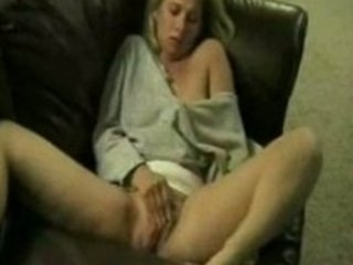 drunk wife masturbate and squirting on daybed