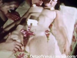 vintage porn 21174s - hairy fur pie dark brown sex