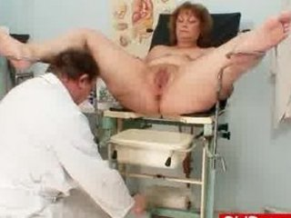 shaggy fat mama acquires harrassed by gynecologist