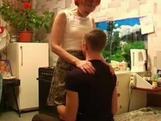 mature woman with a young guy 0