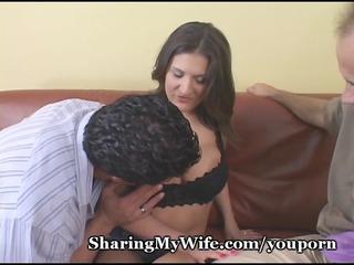 my lady supplicates for cum