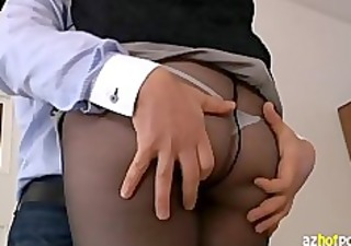 azhotporn.com - unfathomable passionate kiss and