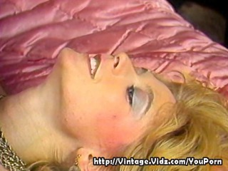 vintage mother i moans in flower petals