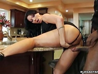 Zoe Holloway milf play hard ass games from black