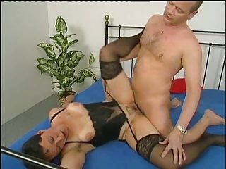 Omas geile Spalten , German Mature