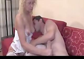 bigger cock giant creampie older mature porn