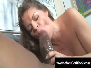 mama going darksome - busty mother i interracial