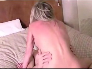 golden-haired mama fuck hard his son