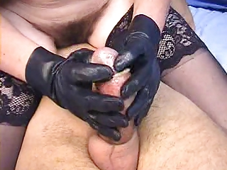 french unshaved granny love anal